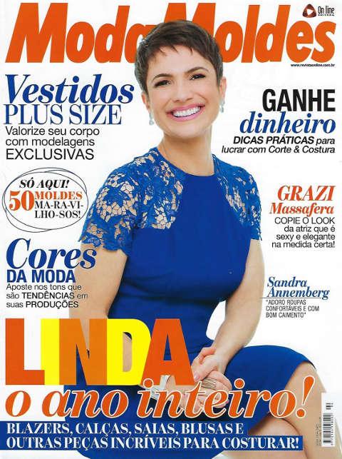a340035c2 Entrevista na revista Moda Moldes