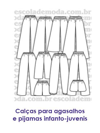 Escola De Moda Profissional Kits De Moldes