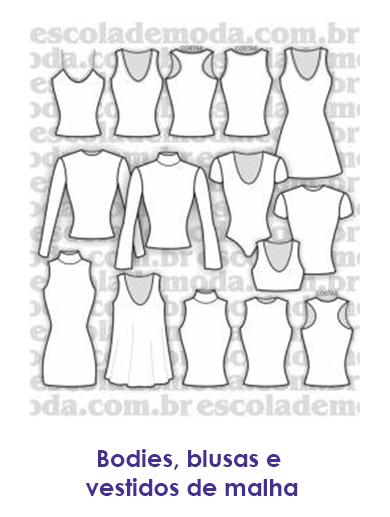 d18fc38c8 Moldes de moda feminina - bodies