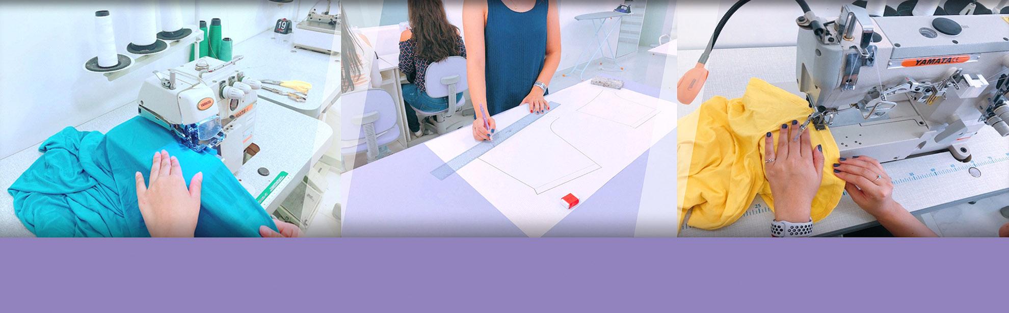 0707f62d9 Escola de Moda Profissional - Curso de modelagem para malharia